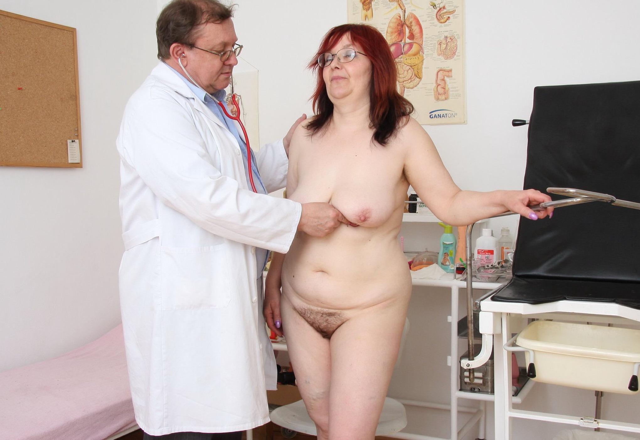 Пышные дамы голые у доктора