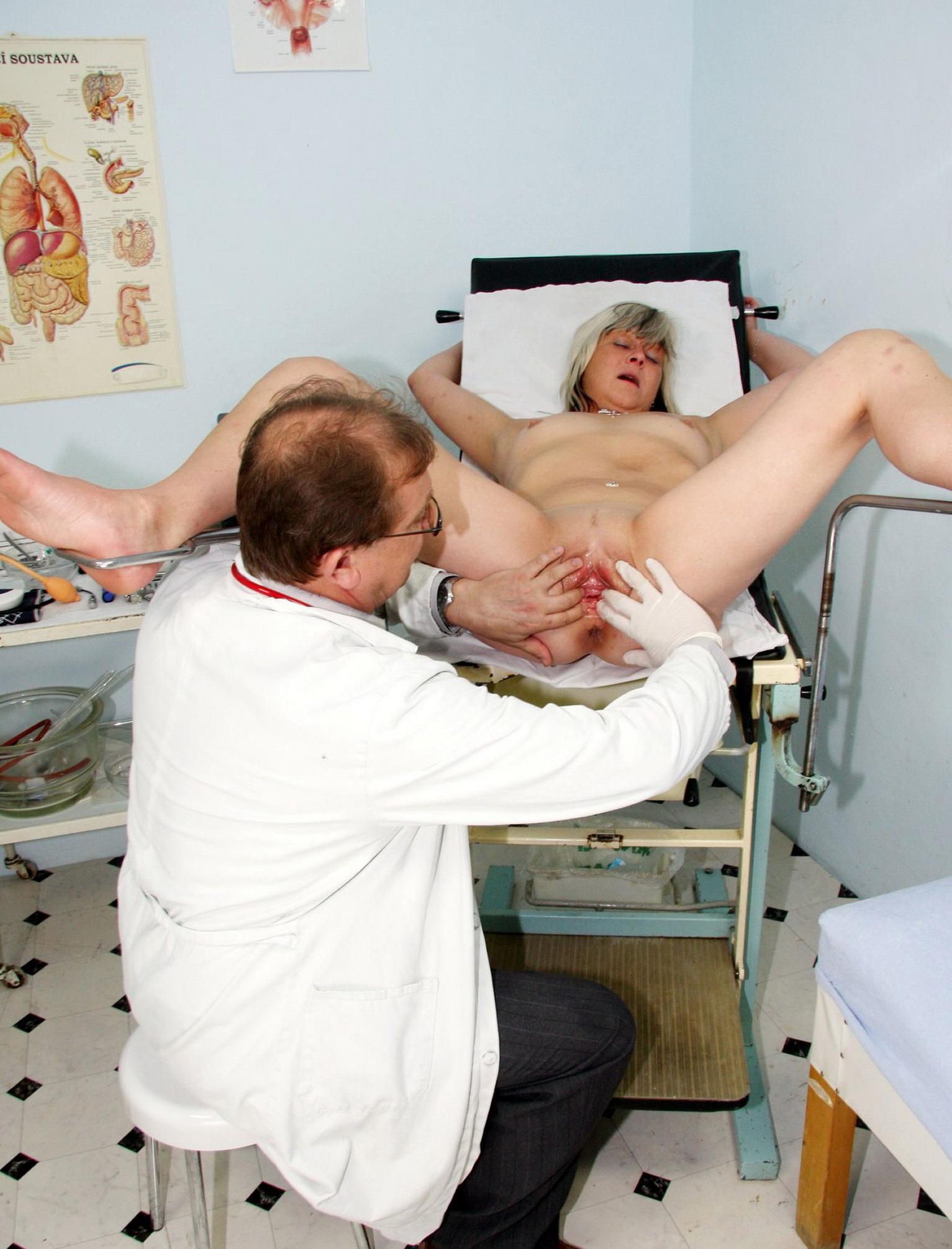 Толстая у гинеколога 18 фотография