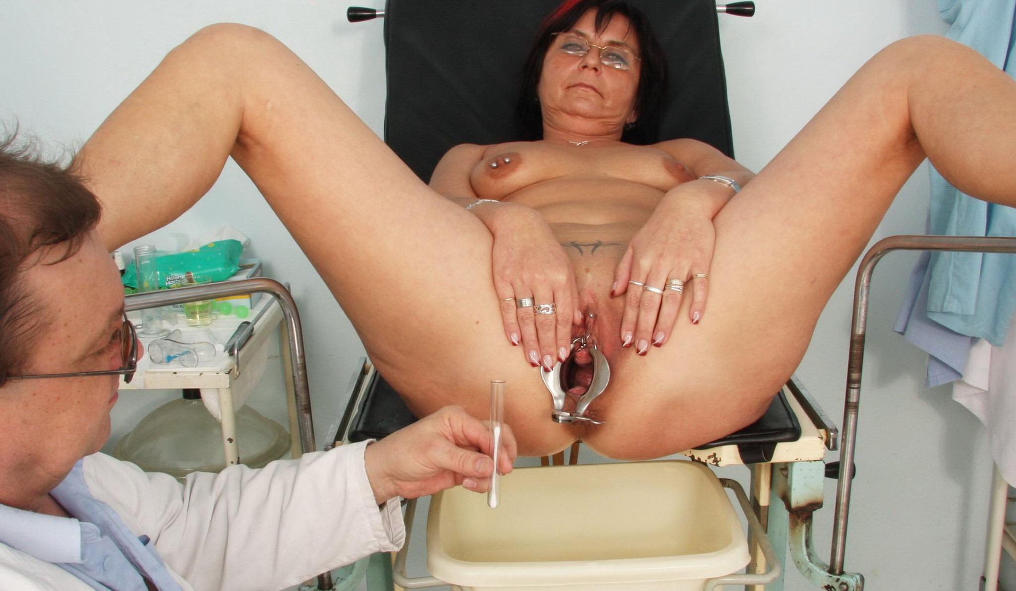 Фото подсмотренноеу гинеколога 6 фотография